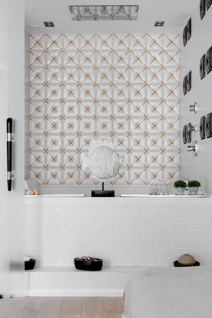 bathroom floor tile installation